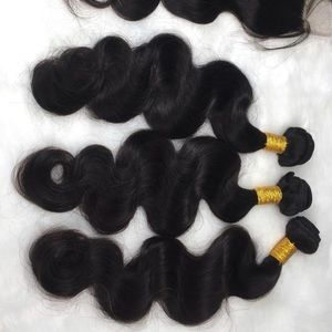 Bundle and wigs deal